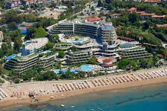 Crystal Sunrise Queen Luxury Resort & Spa / Ultimate Her Şey Dahil Görseli